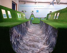Het Nederlandse watermuseum in Arnhem, heel interactief en verfrissend, zeker in de zomer!