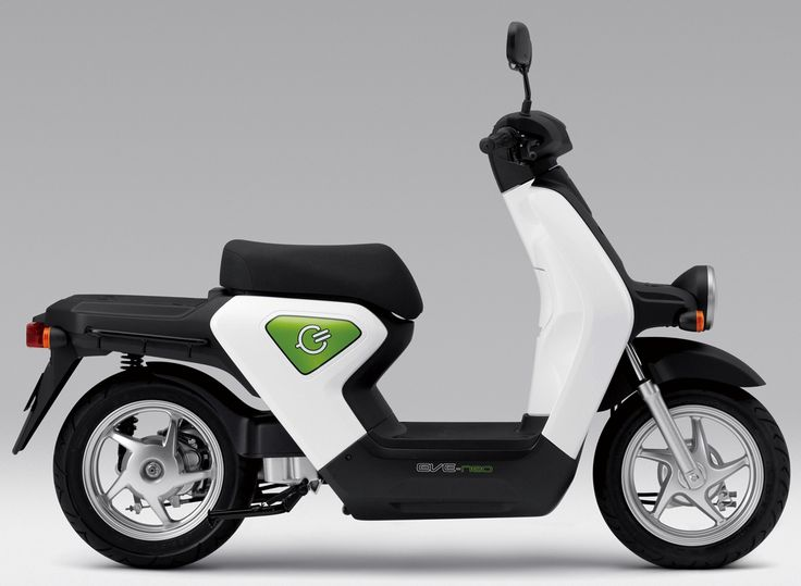 Honda Unveils All New Electric Scooter The Ev Neo In