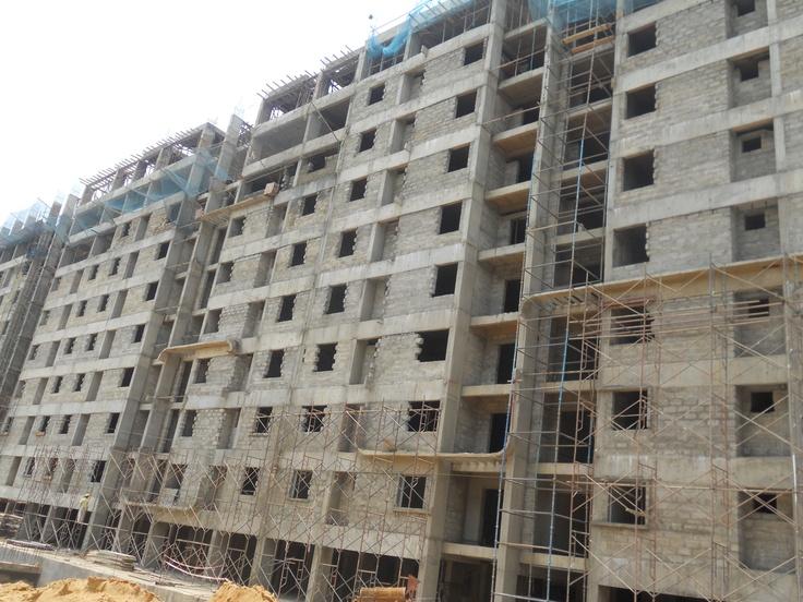 BREN Avalon G+ 5 suite of  2 / 3 BHK Apartments neat Marahtahalli Junction and EPIP Zone whitefield.