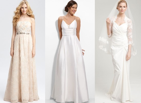 Wedding dresses from your favorite department stores and retailers ...