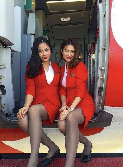 Korean Air Stewardess | Hot Girl HD Wallpaper