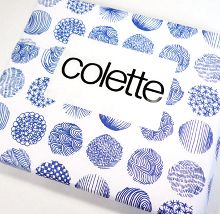 Colette visual identity by Leslie David