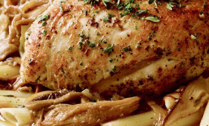 Pressure Cooker ChickenMarsala Recipe - Relish