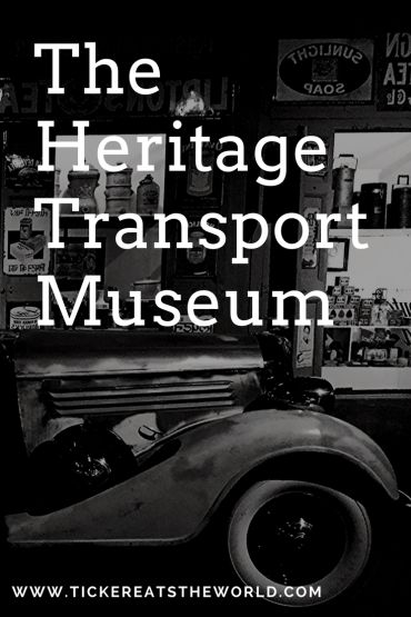The Heritage Transport Museum - Vintage and Retro Transportation