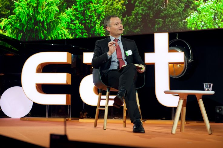 The Form chair and tablo table at EAT Stockholm Food Forum 2015