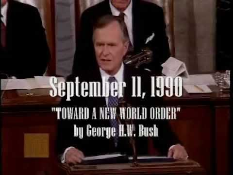 End times blog the new world order and the agenda of the for A different world rule number one