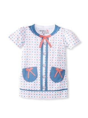 51% OFF Sierra Julian Baby Ginata Dress (White)