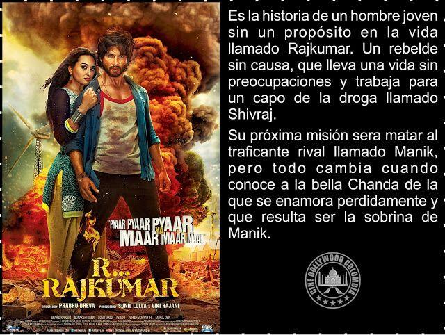 Cine Bollywood Colombia: R... RAJKUMAR