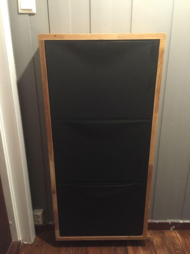 159 best ikea trones images on pinterest coat storage for Ikea cabinet bed hack