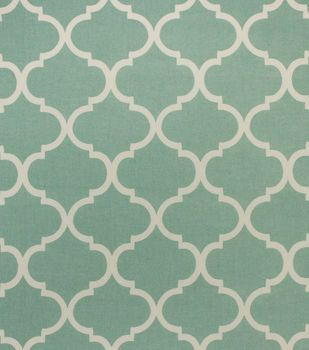 Home Decor Upholstery Fabric - Bishop Sky