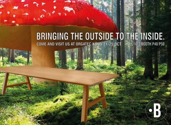Bringing the outside to the inside. | BuzziSpace