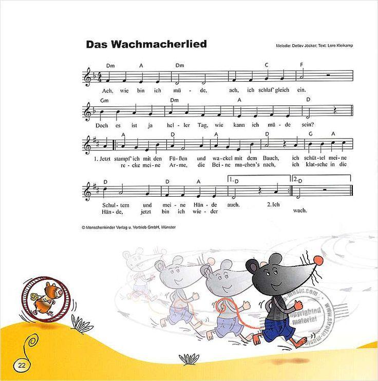 Das Wachmacherlied #kita #kindergarten #erzieher #erzieherin #musik