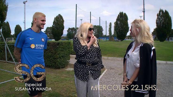 Especial Susana y Wanda Nara - ESTE MIÉRCOLES 22:15 HS. por Telefe.