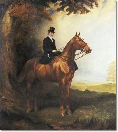 By James Lynwood Palmer Art Horse Art Hunting Art