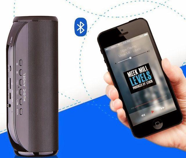 rogeriodemetrio.com: Sem fio NFC RSE 4.0 Alto-falantes Bluetooth