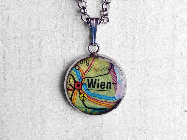 "Edelstahlkette ""Wien"""