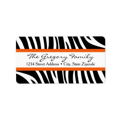 Best 25+ Zebra labels ideas on Pinterest   Free real ...