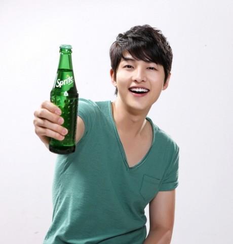 song joong ki -- Sprite model