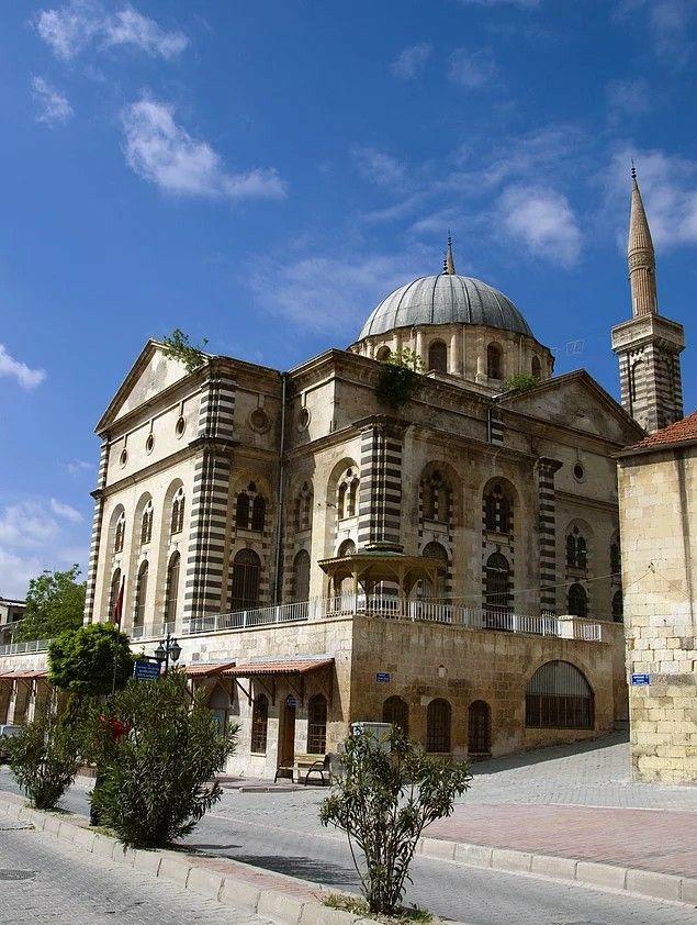 The Kurtuluş Mosque/Gaziantep