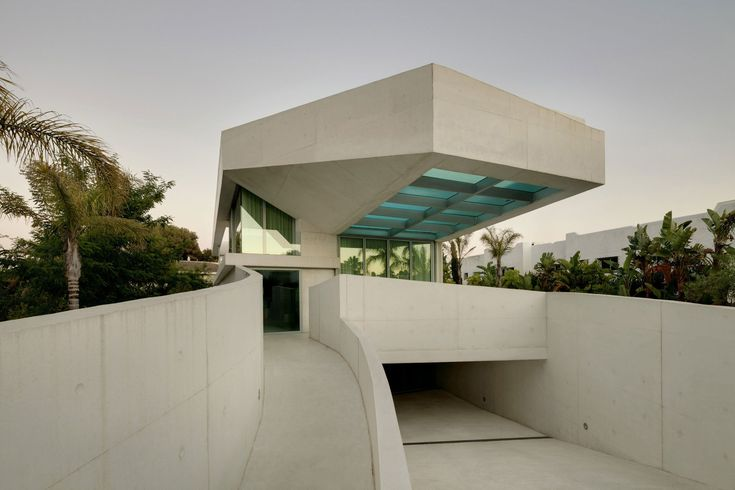 Jellyfish House by Wiel Arets Architects - CAANdesign