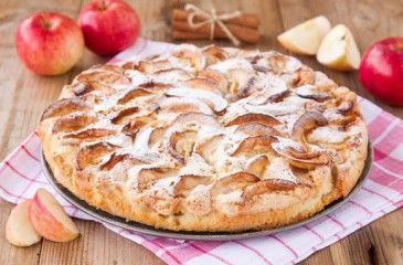 Пирог с яблоками в духовке - рецепты с фото. Как вкусно испечь яблочные пироги пошагово