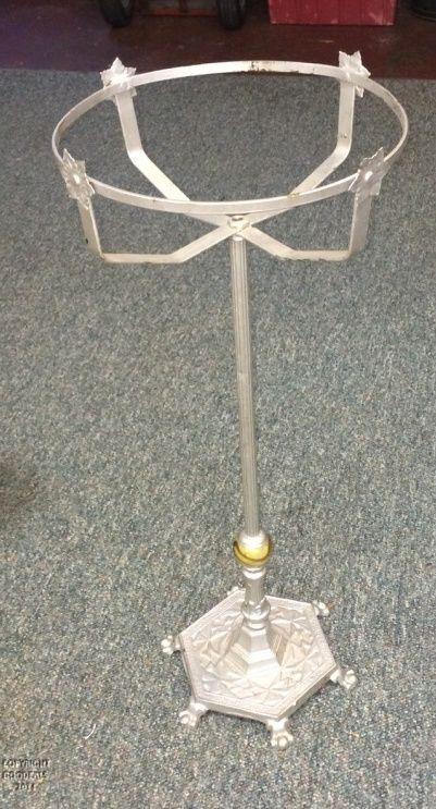 201 best images about vintage fish bowl stands on pinterest for Fish bowl stand