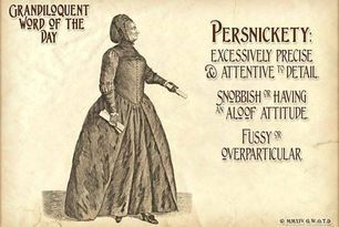 Grandiloquent Word of the Day:...