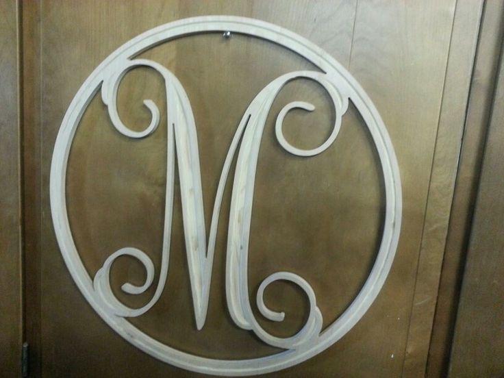 wood monogram letters things i make pinterest monogram letters monograms and wood monogram