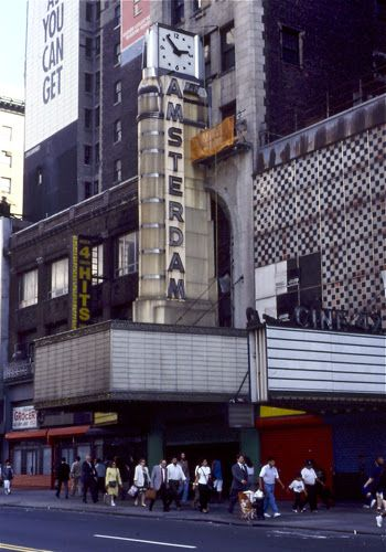 NEW YORK CITY 1990's - Photo archives by Gregoire Alessandrini: 42nd STREET AND TIMES SQUARE AREA IN THE MID-1990's - UPDATED ! The last found images !