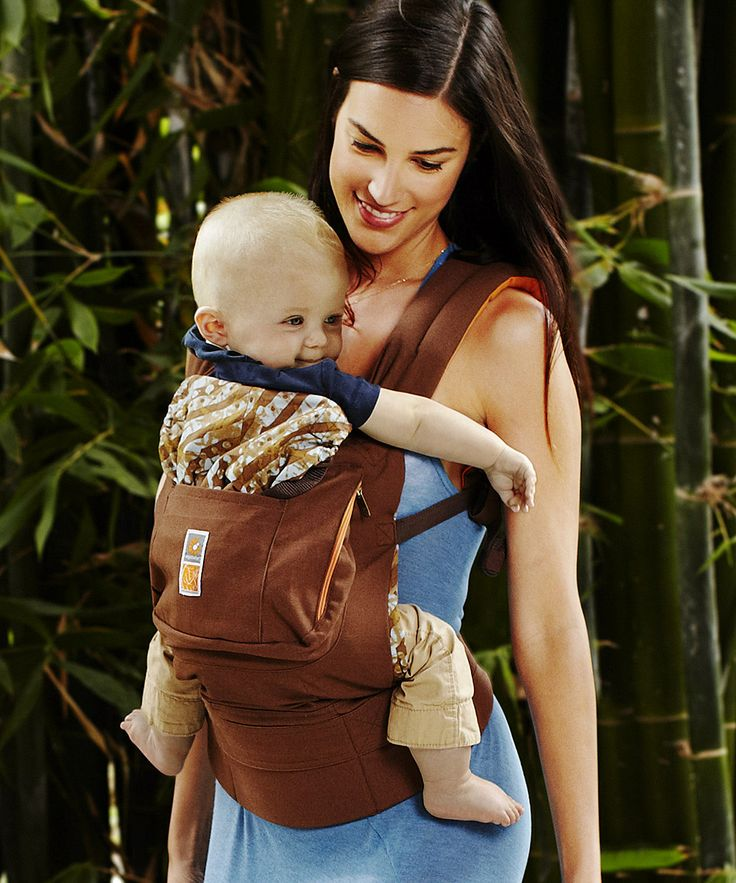 ergo baby carrier is the best. Used it for years with my kids, with the infant insert for when they were little. Made it possible to run around after a toddler and still care for an infant.