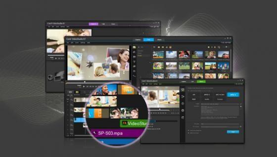 Ulead Video Studio Plus Screenshots