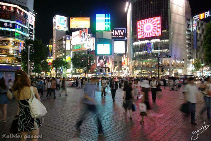 #Shibuya #Tokyo #Japon