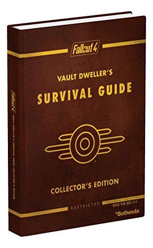 Fallout 4 Vault Dweller's Survival Guide is as handy as your Pip-Boy