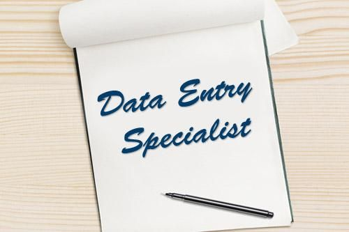 """All About the Work of Data Entry Specialists"" If you are interested in a career like this, it is a great idea to get to know the field a little better and what you will need to understand the work of data entry specialists. #TargetedCareer"