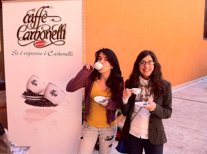 Caffè Carbonelli for cafè curriculum