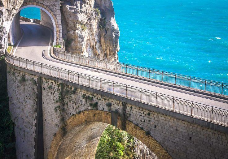 Puente de la Costa Amalfi