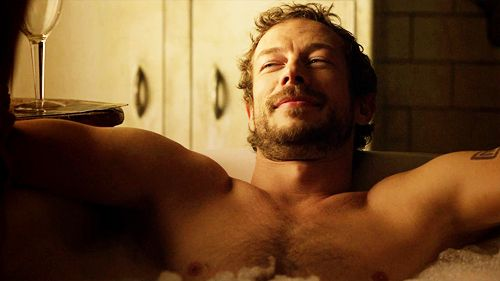 Kris Holden-Ried, He's talented and sexy. What an absolute hunk