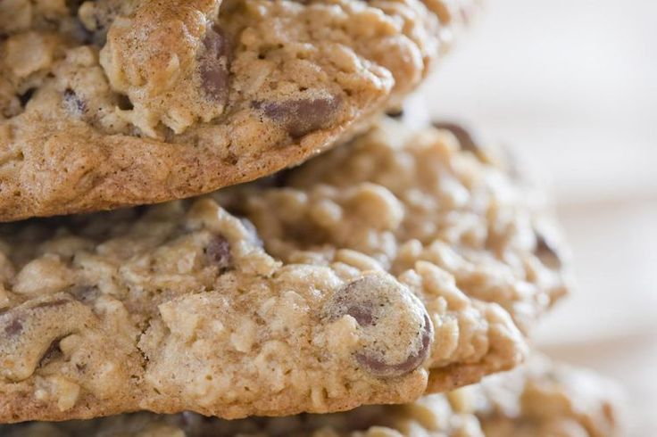 Enjoy Chocolate Chip Oatmeal Cookies Without the Guilt