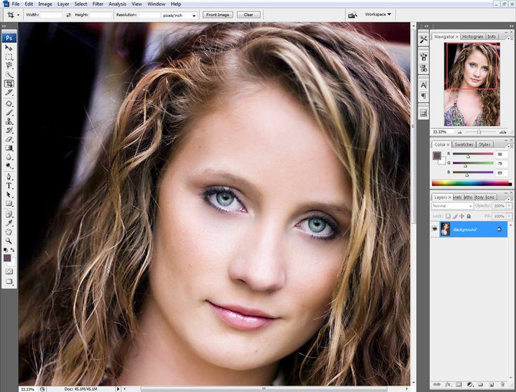 Photoshop Tutorials   Eye Sharpening Tutorial   Ashley McNamara – San Francisco Photographer