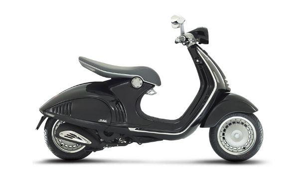 Moto Vespa 946   buenespacio