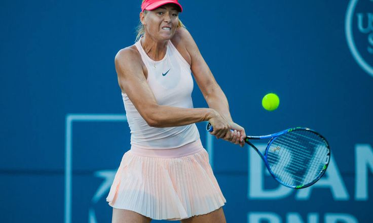Maria Sharapova withdraws from match in Stanford due to arm injury = It seems that Maria Sharapova just can't catch a break since returning to tour. Playing her first event since skipping grass events while recovering from a thigh injury sustained on the clay in Rome, the five-time Grand Slam winner withdrew mid-tournament in.....