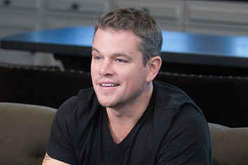 "Matt Damon Responds To ""Project Greenlight"" Diversity Controversy"