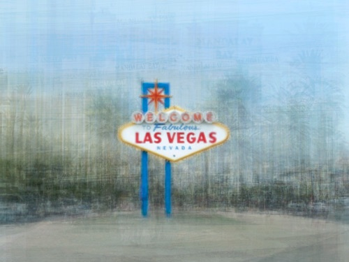 las vegas, from the photo opportunities series • corinne vionnet • via 20x200
