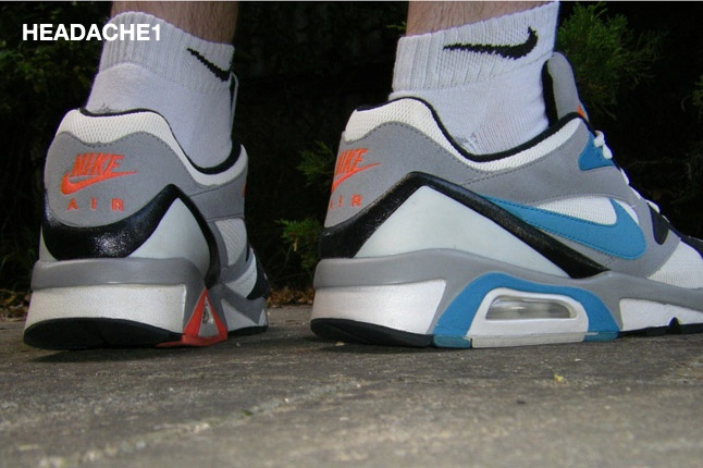 HEADACHE1 - Nike Air Structure Triax in the OG colourway!