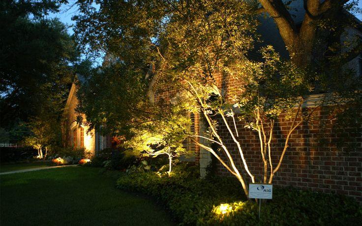 Landscape Lighting Estimates : Images about exterior security lighting dallas landscape on