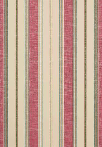 Bohemian stripe fuchsia #Thibaut #Monterey:
