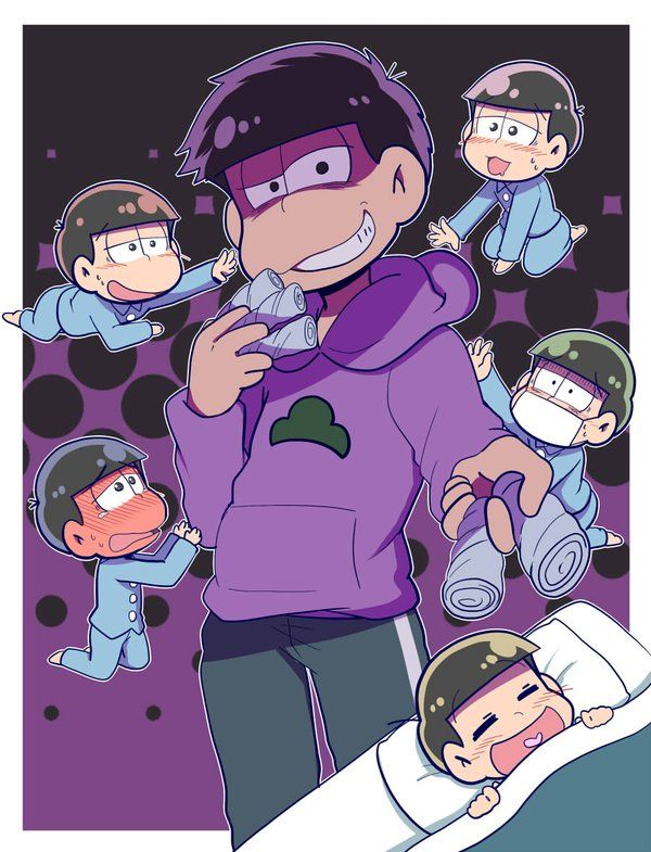 おそ松さん Osomatsu-san 一松様!