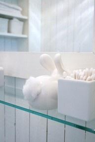 conejo + algodón
