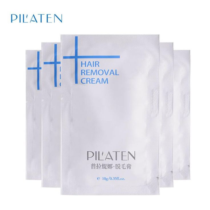 PILATEN 5pcs Hair Removal Cream for Boby Leg Pubic Hair Armpit Depilatory Paste Extremely effectively removes unwanted hair Anne