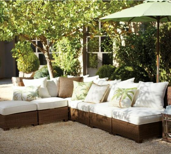1000+ ideas about gartenmoebel rattan lounge on pinterest, Garten und Bauen